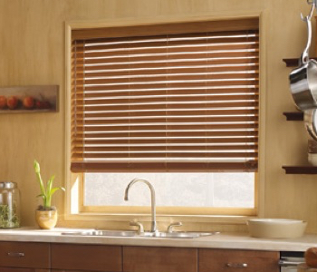 New York City Faux Wood Blinds