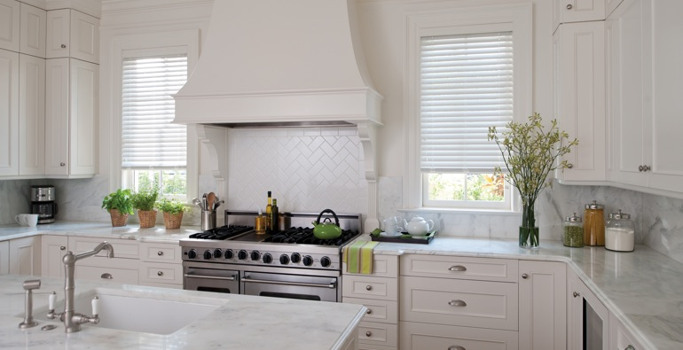 New York City kitchen blinds