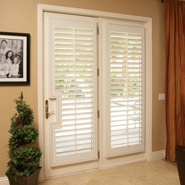 Patio French Door Shutters New York City