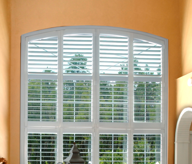 Arched Window Shutters In New York City, NY