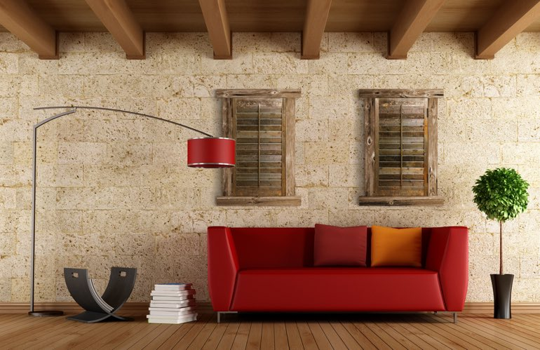 Newest Window Treatment Trends In New York City: Reclaimed Wood Shutters